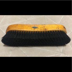 Vero horsehair shoe shine brush